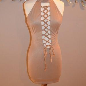 Dresses & Skirts - Taupe Dress